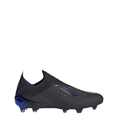 867684b78 Amazon.com | adidas X 18+ FG Cleat - Men's Soccer Black | Soccer