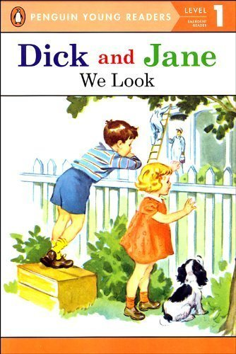 We Look (Dick and Jane) by Penguin Young Readers (2003) -