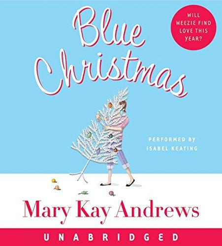 Blue Christmas CD by HarperAudio