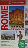 img - for Rome and the Vatican: The Eternal City, With Its Museums, Churches, Landmarks, and Archeological Sites (Tci Guides) book / textbook / text book