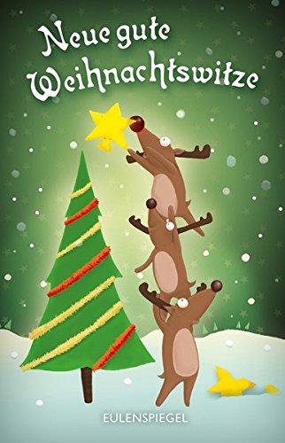Buch-Tipp: Neue gute Weihnachtswitze