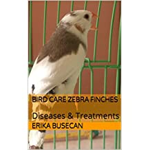 Bird Care Zebra Finches: Diseases & Treatments