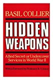 Hidden Weapons, Basil Collier, 0241107881