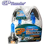 Authentic GP Thunder 7500K H11B Xenon White Light Bulbs Headlamp High Low Beam for KIA Borrego Optima Sedona