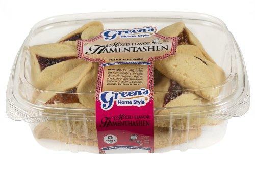 Greens Hamentashen Mix Flavor, 12 oz