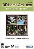3D Home Architect Landscape Design Deluxe Version 9