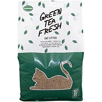 Next Gen Pet Green Tea Fresh Cat Litter 5 Pound Bag