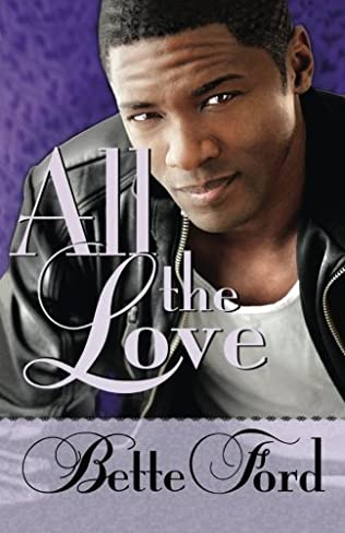 book cover of All the Love