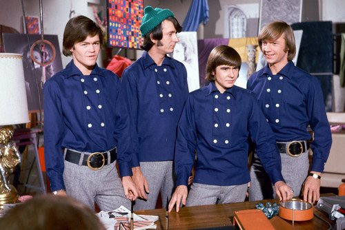 Monkees Poster classic dressed matching product image