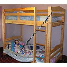 Build Your Own Bunk Bed DIY Plans for Twin FULL Queen or KING sizes Adult or Child So Easy, Beginners Look Like Experts. (English Edition)