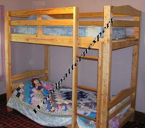 Build Your Own Bunk Bed DIY Plans for Twin FULL Queen or KING sizes Adult or Child So Easy, Beginners Look Like Experts. (How To Build A Loft compare prices)