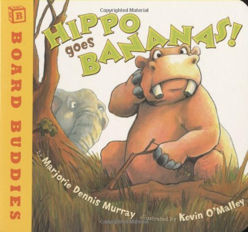Hippo Goes Bananas! (Board Buddies) ebook