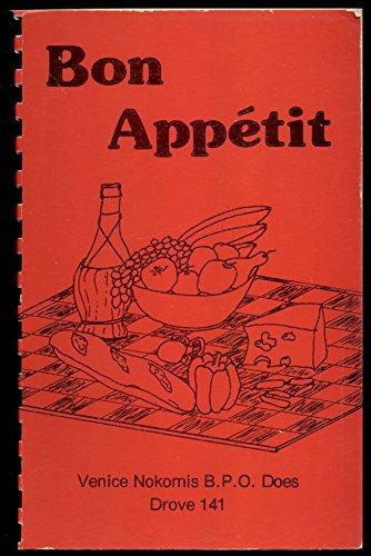 Bon Appetit - Venice Nokomis B.P.O. Does Drove 141 Calico Marble