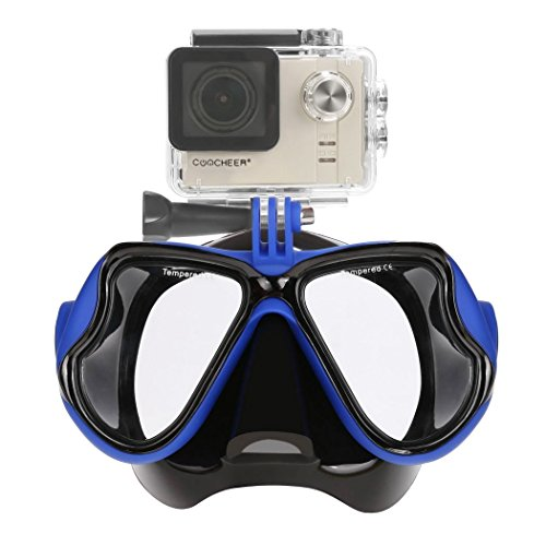 5. Mystery Go Pro Diving Mask