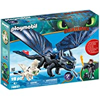 PLAYMOBIL® How to Train Your Dragon III Hiccup &...