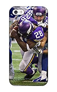 Hot New Adrian Peterson Football Case Cover For Iphone 5/5s With Perfect Design