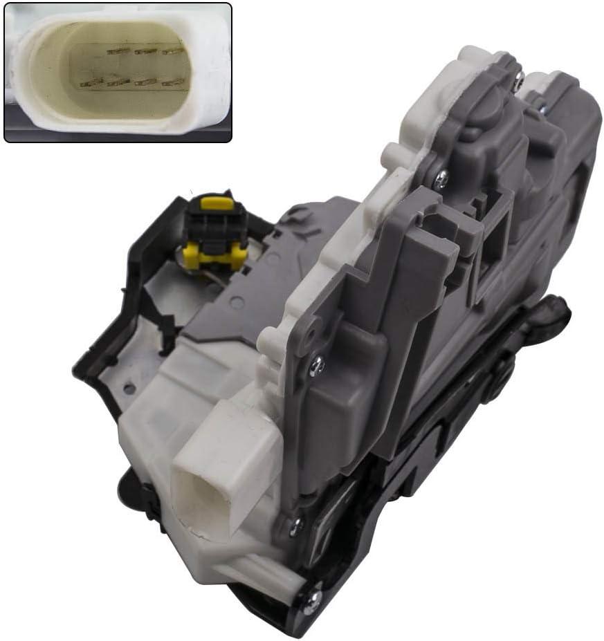 2004-2008 FOR Audi A4 Rear LH Door Lock Actuator /& Seat Exeo 2008-2017