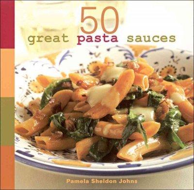 50 great pasta sauces - 4