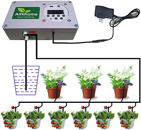 AiHihome Automatic Watering System Indoor product image