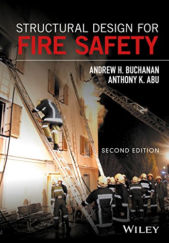 Structural Design for Fire Safety (Fire Safety Engineering)