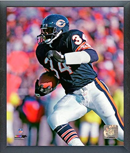 Walter Payton Chicago Bears Action Photo (Size: 17