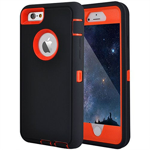 iPhone 6 Case, iPhone 6S Case, Crosstree Heavy Duty Shockproof Series Case for iPhone 6/6S (4.7