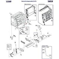 Sparepart: HP MOTOR AC24V, 9W, RK2-0939-000CN
