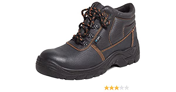 V-Pro 3BOT250N - Botas de seguridad (talla 43) color negro: Amazon ...