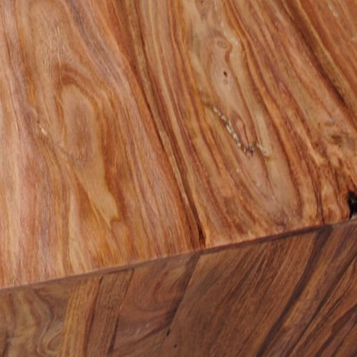 Massivholz Hifi Tv Board Sheesham Palisander Couchtisch 90cm Tisch