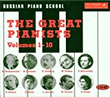 Russian Piano School: The Great Pianists Volumes 1-10