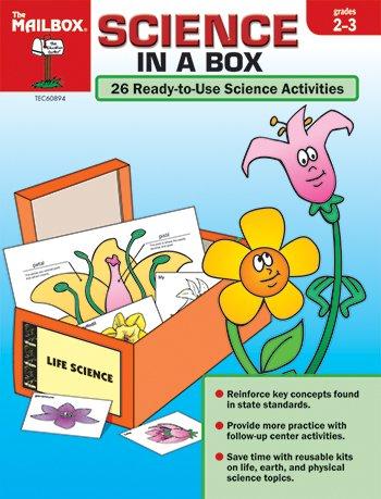 Read Online Science in a Box Grades 2-3 PDF