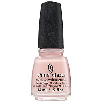 Amazon.com : China Glaze Don\'t Make Me Blush Nail Lacquer : Beauty