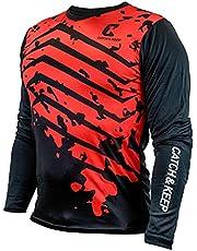 CATCH & KEEP Keepersshirt – voetbalshirt heren, dames en kinderen lange mouwen – keeperkleding / sportshirt / voetbalshirt /