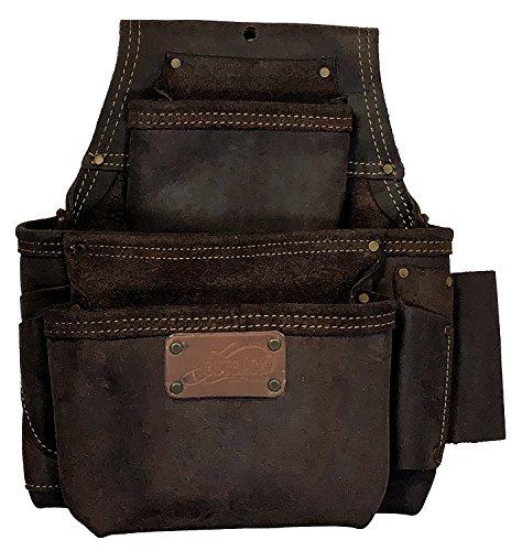 Fastener Bag Tool Bag - OX Tools Fastener Bag | Oil-Tanned Leather