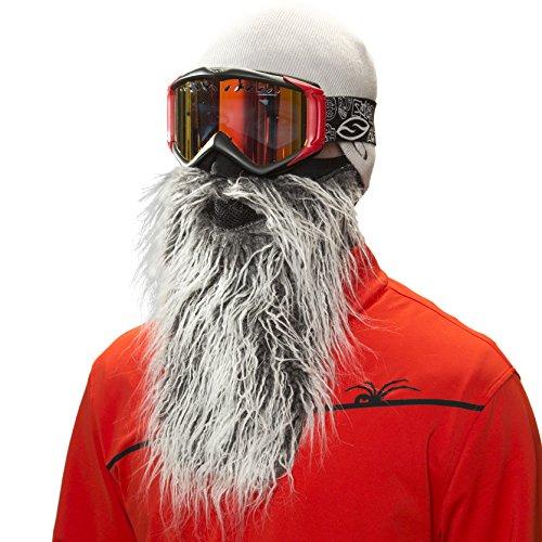 Beardski Harlee Gray Ski Mask, (Gray Ski)