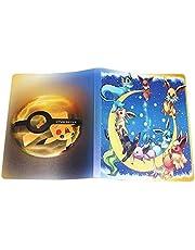 ألبوم بطاقات يحتوي على 324 بطاقة بوكيمون لمجموعة بيكاتشو، من قائمة الاكثر تحميلًا لبطاقات لعب بوكيمون، البوم حامل لبطاقات البوكيمون WJ101