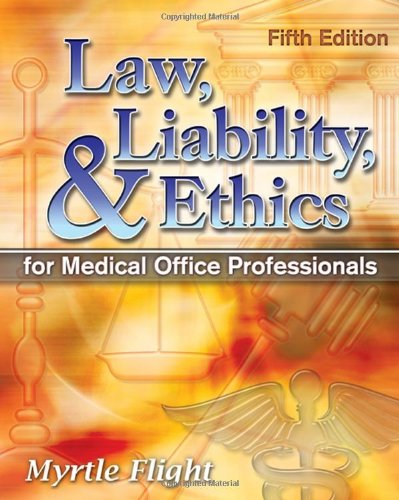 Law,Liability+Ethics F/Med.Off.. W/Cd