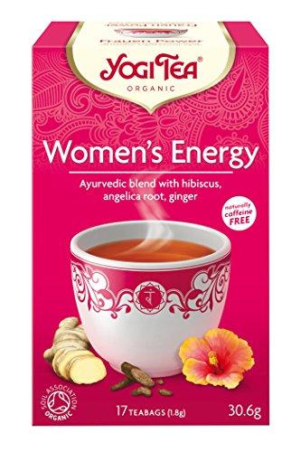 Yogi Tea, Healing Formula, Woman's Dong Quai Tonic, Tea Bags, 16 ct (Tonic Womans Quai Dong)