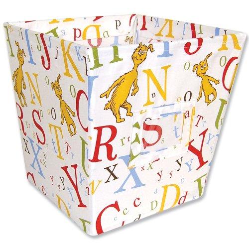 Trend Lab Dr. Seuss Storage Bin, ABC, Medium, Baby & Kids Zone