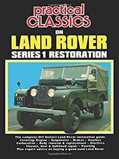 land rover series 1 workshop manual 1948 1958 official workshop rh amazon com land rover series 1 restoration manual land rover series 1 instruction manual