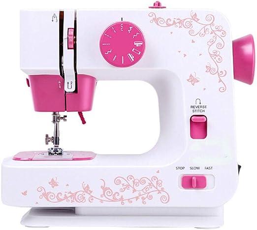 Máquinas de Coser Mini máquinas de coser multifunción for el hogar ...