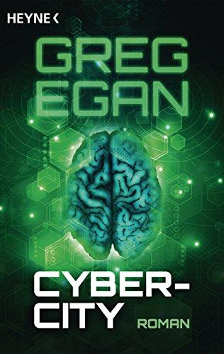 Cyber-City: Roman (German Edition)