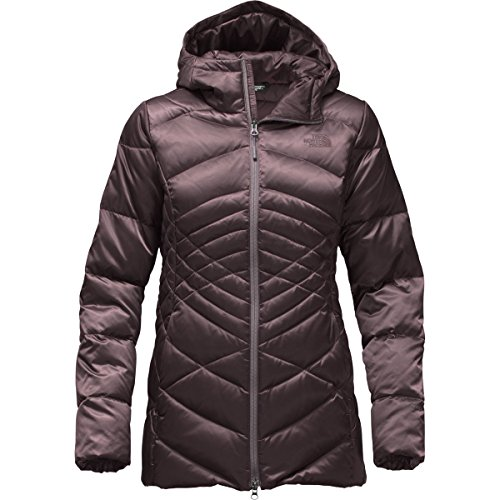 The North Face Women's Aconcagua Parka Rabbit Grey  Small