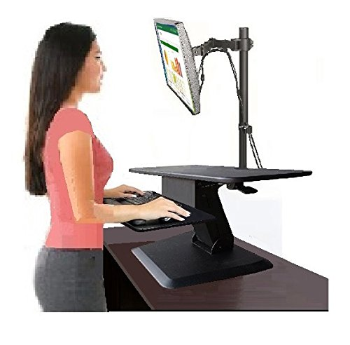High Adjustable Workstation - 3