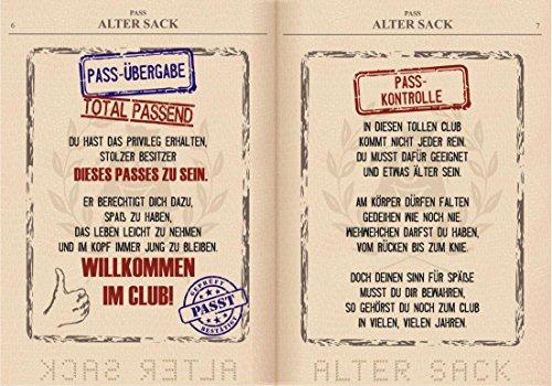 Clubausweis Der Alten Säcke Amazon De Andrea Verlags Gmbh Bücher