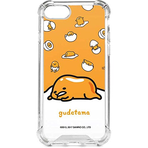 new product 3eb10 cf18d Amazon.com: Gudetama iPhone 8 Case - Gudetama Egg Shell | Sanrio ...