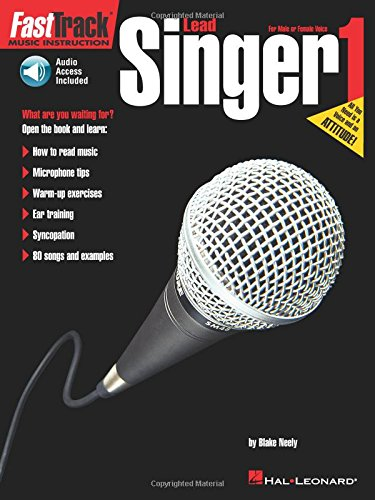 FastTrack Lead Singer Method - Book 1 (Fast Track (Hal Leonard)) ()