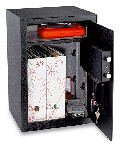 Viking Security Safe VS-50BLX Large Biometric Safe Fingerprint Safe