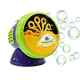 Termichy Automatic Bubble Machine with High Output, Battery Powered Bubble Blower for Indoor/Outdoor Use - Kid's Fun