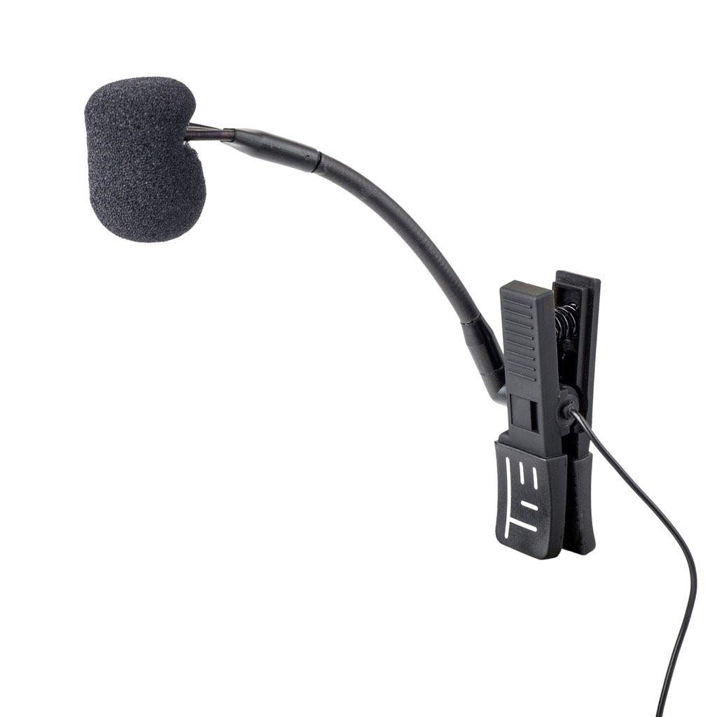 TIE Studio TXLRD3 Mini XLR to XLR Adapter Adaptateur pour Alimentation fantôme